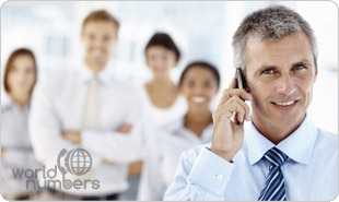 The World Numbers friendly technical support team are ready and waiting for your call, 24/7.